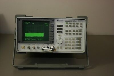 Hp Agilent 8561b Spectrum Analyzer 30hz-6.5ghz Calibrated 30 Day Warranty