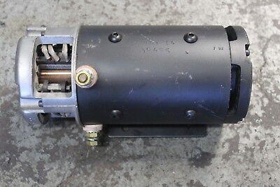 ELECTRIC PUMP MOTOR JS BARNES 2200-214 39425