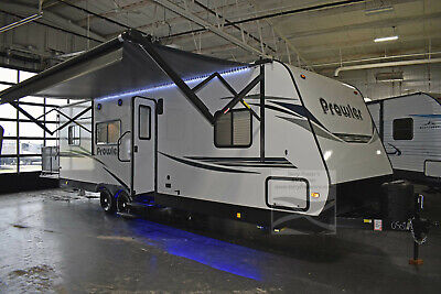 2021 Prowler 261TH Toy Hauler, PartyDeck, FIBERGLASS! QueenBed,Ext.Shwr $184 Mo.