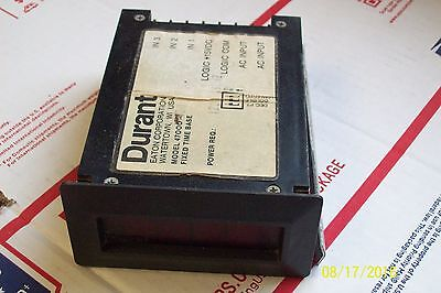 Durant Eaton Fixed Time Base 120 Volt 47000-400