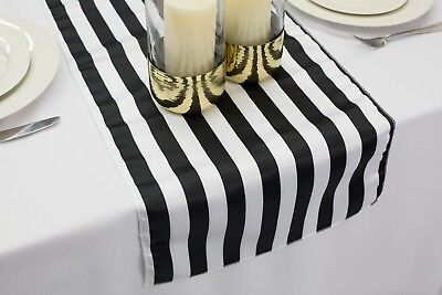 L'Amour Satin Wedding Table Runner 14