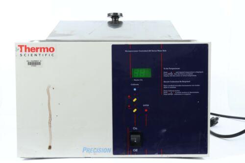 THERMO SCIENTIFIC 2841 MICROPROCESSOR CONTROLLED WATER BATH SER 280 PN# 51221052