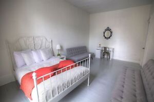 Fully Furnished 7 Bedroom Downtown- Flexible Lease