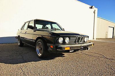 Image 7 of 1988 BMW 5-Series BARN…