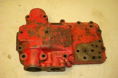 1953 Ford Jubilee Naa Tractor 3pt Top Cover