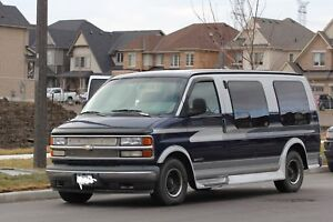 2000 Chevrolet Express Conversion Van 1500