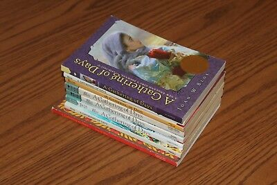 8 A Gathering of Days Guided Reading Books Set Teacher Blos New England - Guided Reading Book Sets