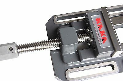 Kakaind Tsl-100 Drill Press Vise Low Profile Metal Milling Drill Press Vice