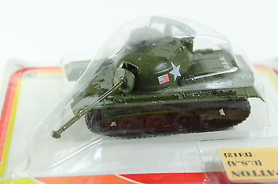 Used, Vintage 1993 Toy USA Army M48 PATTON TANK Zylmex 29595 Diecast Metal 1:87 for sale  Shipping to Canada