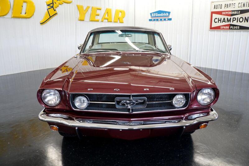 Image 10 Coche Americano de época Ford Mustang 1965