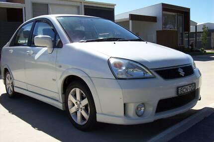 2007 Suzuki Liana Sedan manual 1.8 lt Exc condition