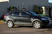 2010 Holden Captiva SUV Rosevale Meander Valley Preview