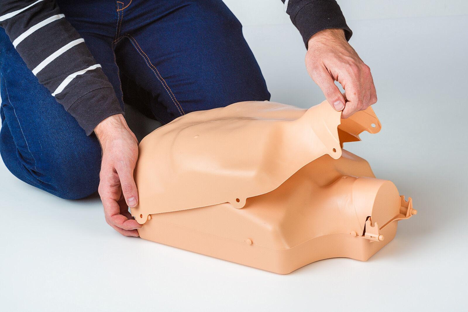 Brusthaut für Reanimationspuppe Practi-Man Advance