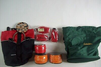 Tree Climbers Ultimate Throw Line Kit Wtwo Bags 3 Throw Lines 3 Throw Bags