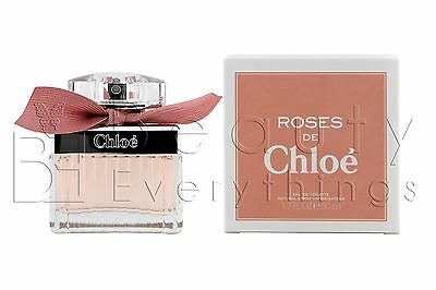 Roses De Chloe by Chloe 1.7oz / 50ml EDT Spray NIB Sealed Women's Perfume