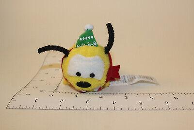 Disney Store 2016 Christmas Tsum Tsum Advent Calendar Pluto Mini Plush