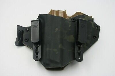 """T.Rex Arms S&W M&P M.2 4""""/4.25"""" 9mm/.40 Sidecar Appendix Kydex Holster New!!"""