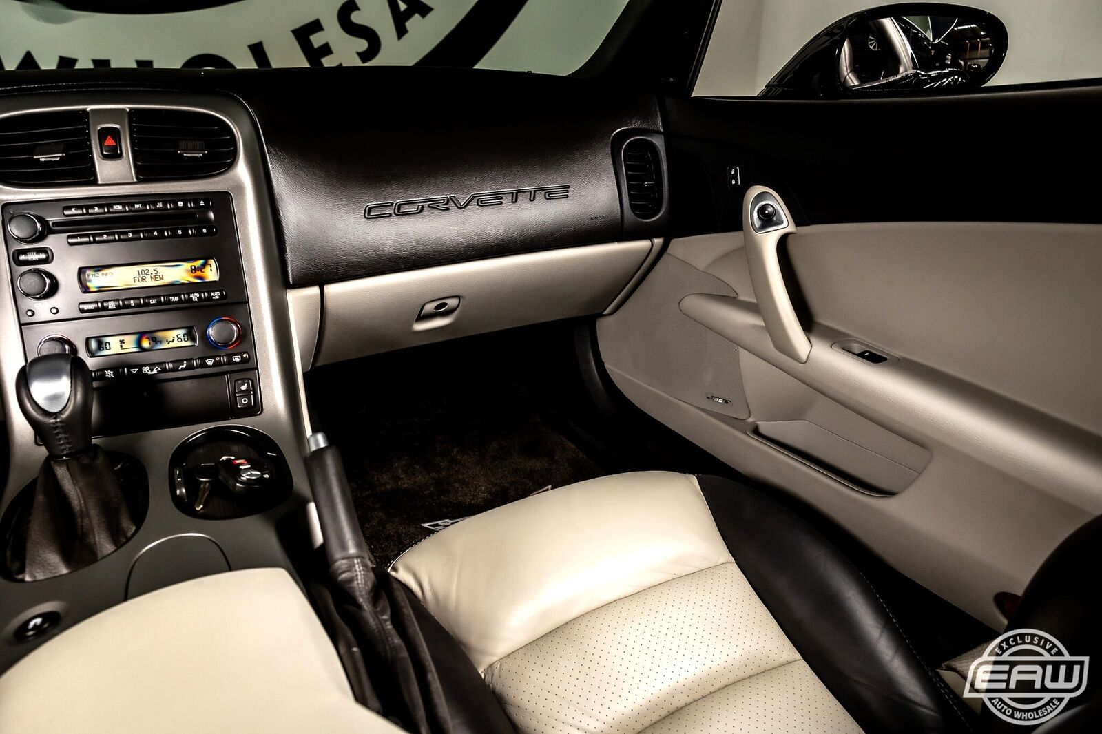 2007 Black Chevrolet Corvette Coupe  | C6 Corvette Photo 8