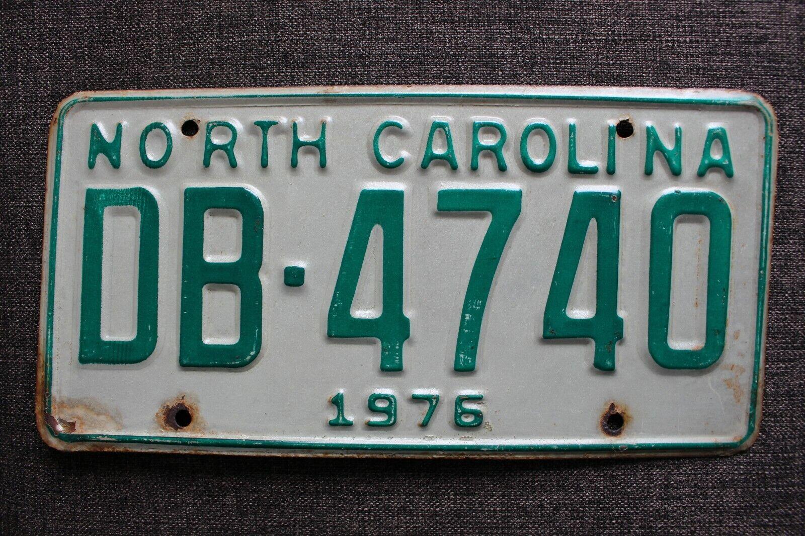 NORTH CAROLINA USA / US / Amerika / Kennzeichen / Nummernschild / License Plate