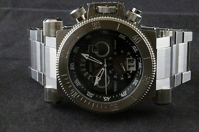 Invicta Coalition Forces Chronograph Black Dial Men's Watch 17638