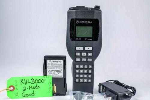 KVL3000 Motorola Keyloader KVL 3000 Encryption Loader ASTRO25 DES-OFB DES-XL