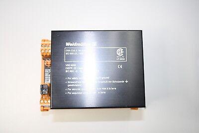 Weidmuller Vde 0805 Power Supply 24 Vdc Cispr 22 Class B