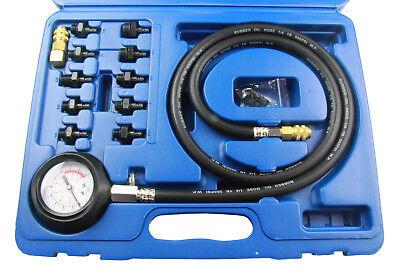 Öldruckmesser Öldruckprüfer Öldrucktester Öldruck Messgerät Prüfgerät Werkzeug