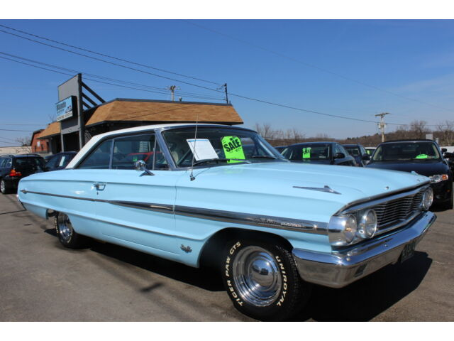 Ford : Galaxie 1964 FORD GALAXIE 390 AUTOMATIC CLEAN CAR RUNS GREAT ONLY 68,000 MILES