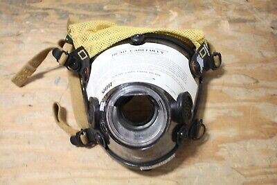 Scott Full Face Respirator Mask Av2000 Large Scba Niosh New