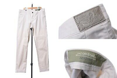Men's Jacob Cohen Academy Beige ITALY Casual Pants Size - 38