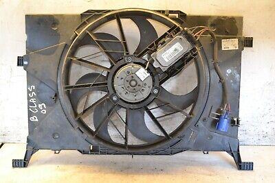 Mercedes B Class Radiator Cooling Fan W245 B200 CDi Auto Engine Cooling Fan 2009