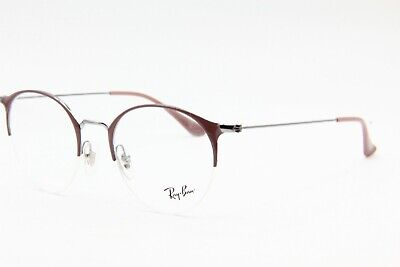 NEW RAY-BAN RB 3578 2907 PINK EYEGLASSES AUTHENTIC FRAMES RX RB3578 (Pink Ray Ban Glasses Frames)