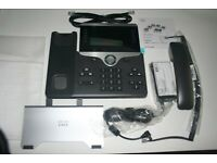 Cisco 8800 Ser CP-8861-K9 Unified IP Endpoint VoIP Video Phone w//Stand