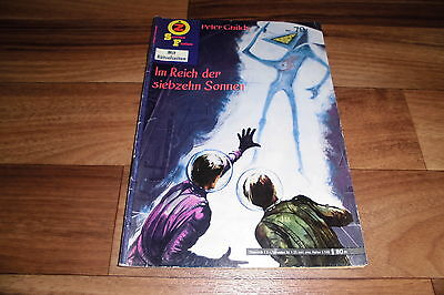 Kreis Der Sonne (Z  SCIENCE FICTION  # 79 -- im REICH der 17 SONNEN // Zauberkreis - Peter Childs)