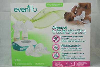 Evenflo Advanced Double Electric Breast Pump (New in Box) 2951-402