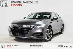 2018 Honda Accord Sedan EX-L *CUIR*CRUISE ADAPT.*CAR PLAY*