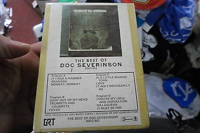 Sealed Best of DOC SEVERINSEN ~ 8-track tape