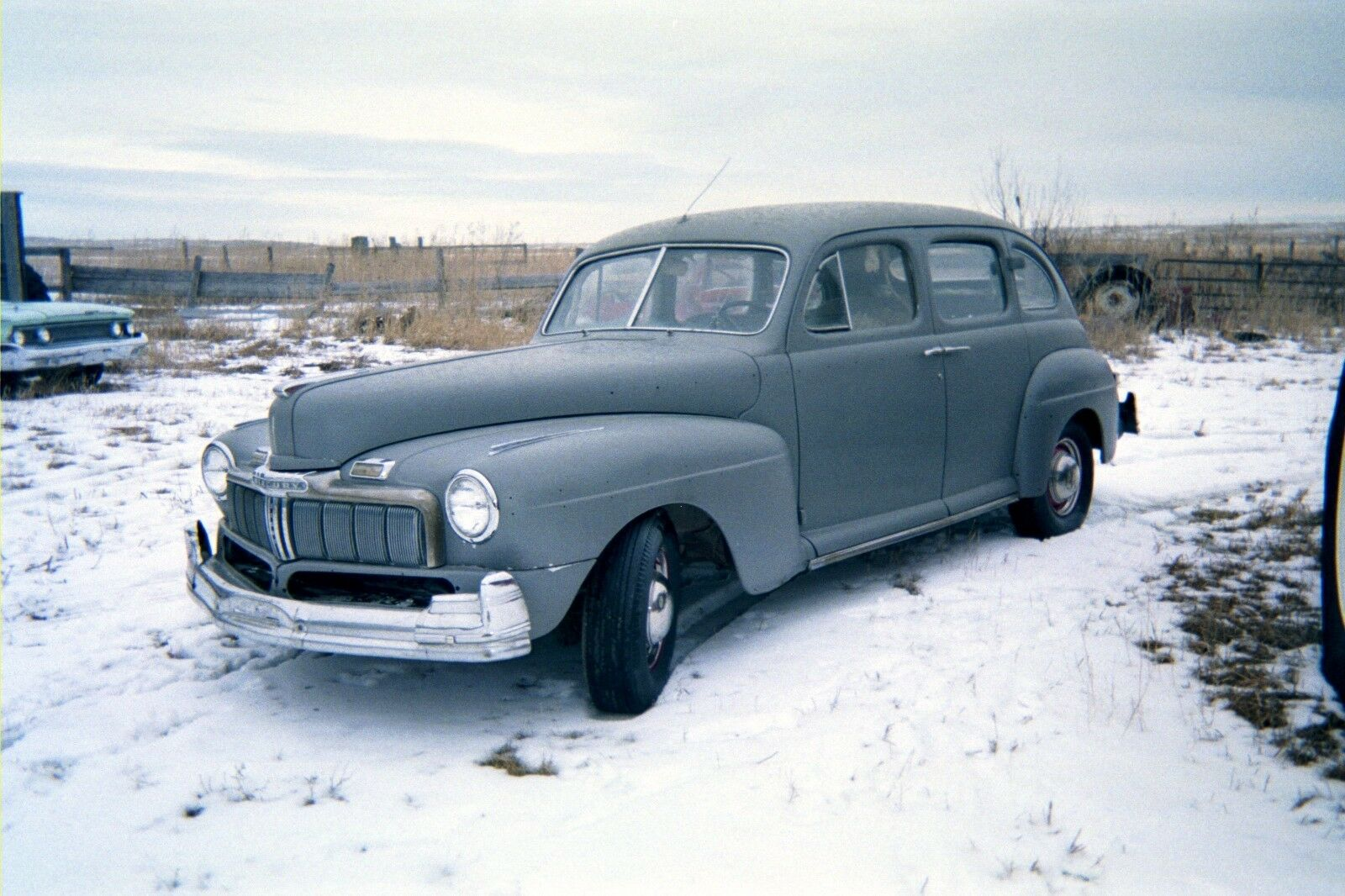 1948 Mercury other  1948 mercury 4 door sedan