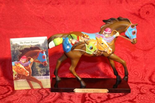 The Front Runner - The Trail of Painted Ponies - 2009 - #4018391 - 1E/4079