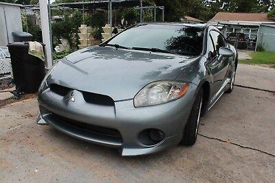 2007 Mitsubishi Eclipse  2007 Mitsubishi Eclipse