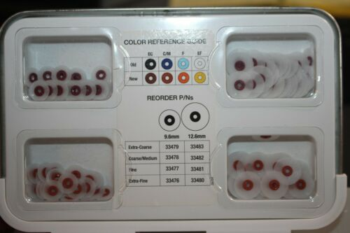 Kerr OptiDisc Polishing System, Assorted Kit Item #33475