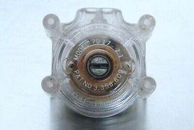 Cole Parmer 7015-72 Masterflex Peristaltic Pump Head
