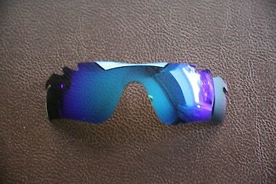 PolarLenz Polarized Ice Blue Replacement Lens for-Oakley RadarLock