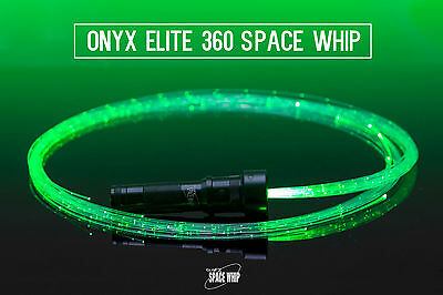 All New Design Fiber Optic Space Whip 360 bearing trip galaxy rave fibers WARNTY