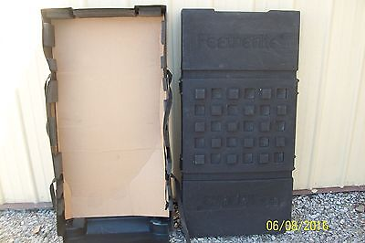 Featherlite Display Shipping Box Booth Panel Trade Show Exhibit 50x25x12 Outside