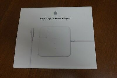 GENUINE Apple 60W MagSafe Power Adapter - MC461LL/A - Model A1344