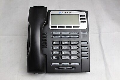 Lot Of 10 Allworx Paetec 9204p Display Ip Business Office Phones - No Stands