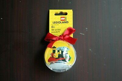 LEGO Christmas Holiday Ornament Bauble Legoland Train 853810 NEW & SEALED