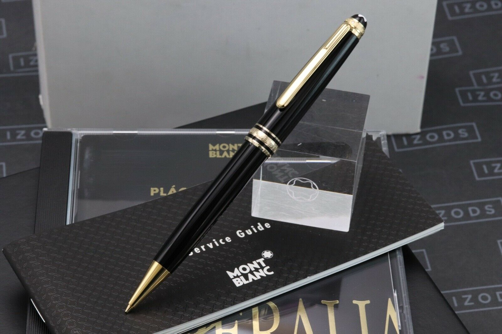 Montblanc Meisterstück Classique 75th Anniversary SE Mechanical Pencil - UNUSED 1