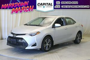 2017 Toyota Corolla LE | Sunroof | Alloy Wheels |